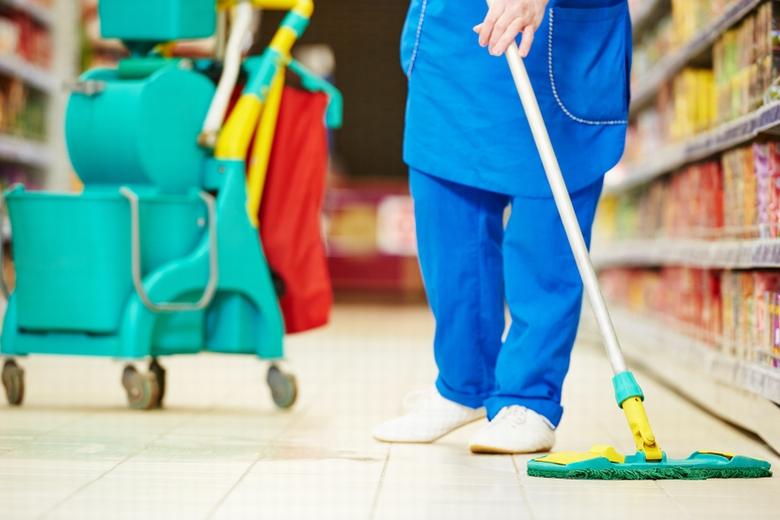 巡回を増やし、こまめに清掃を行う